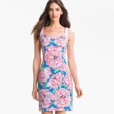 Lilly Pulitzer Lucky Charms Dress Lilly Pulitzer Lucky Charms Dress - perfect condition. Worn 1x only. Doesn't fit otherwise would not sell. Love this! Stunning. Lilly Pulitzer Dresses Mini