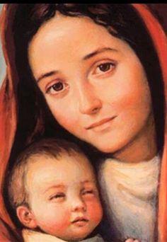 JESÜS Y SU MADRE