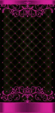 Bling Wallpaper, Pretty Phone Wallpaper, Heart Wallpaper, Pretty Wallpapers, Purple Backgrounds, Wallpaper Backgrounds, Wallpaper Ideas, Colorful Wallpaper, Iphone Wallpapers