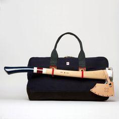 Best Made Co. Gear Bag - Un sac pour les situations d'urgence ou les sorties le soir, en toute discrétion ;-)