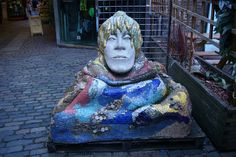 Camden Market Visual