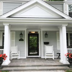 Traditional Exterior by Forest Glen Construction Co. // Glenview