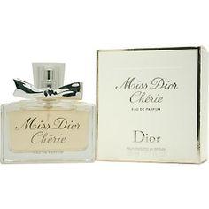 Miss Dior Cherie for Women by Christian Dior - Eau De Parfum Spray 1.7 Oz at HSN.com.