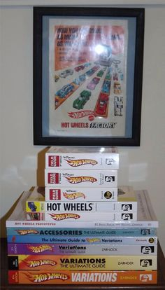"Hot Wheels Guides by Mike Zarnock. The All New ""Hot Wheels Variations 2000-2013"" Get your autographed copy today! Click here to get yours-> http://www.mikezarnock.com/variations_2000_2013.html  #hotwheels #mattel #toys #hotrod"