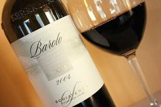 Barolo is my favorite red wine (various Italian reds are my preferred choice)