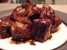 Golden Corral Restaurant Copycat Recipes: Marinated Beef Tips