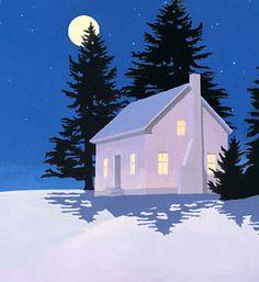 Winter Moon - Dana Heacock