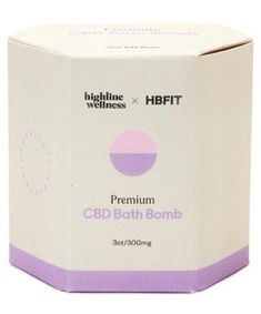 Highline Wellness x HBFIT CBD Bath Bomb Best Acne Products, Body Products, Natural Coconut Oil, Natural Exfoliant, Polysorbate 80, Fungal Infection, Tinted Moisturizer, Reduce Inflammation, Beauty Shop