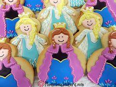 Flour Box Bakery — A Time Lapse Video of the Snow Princess