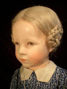 Annemarie, ein Krusekind zum Verlieben, aus den frühen 30er Jahren, 52 cm groß