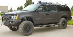 Big Chevy Trucks, Gmc Trucks, Chevrolet Suburban, Chevrolet Tahoe, Custom Truck Bumpers, Truck Camper Shells, Wagon Trails, Overland Truck, Jeep Suv