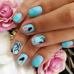 Nail Colors, Colours, Nails, Pretty, Pink, Beauty, Finger Nails, Ongles, Cosmetology