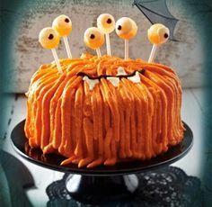 Das Rezept für Stieläugige Zottel-Monster-Torte und weitere kostenlose Rezepte auf LECKER.de