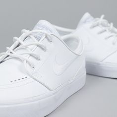Nike SB Stefan Janoski Leather   Whiteout