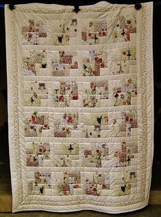 Neu!!! Romantische Patchworkdecke ! Vintage Stil, Quilts, Blanket, Pink, Back Stitch, Random Stuff, Handarbeit, Gifts, Quilt Sets