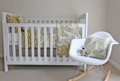 Boondie Baby – modern cot linen for modern nurseries