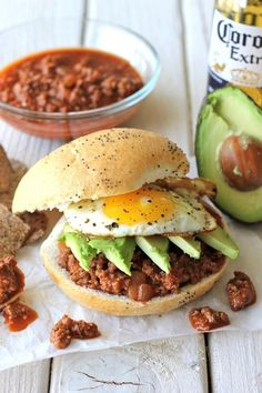 Sloppy Joes | 29 Delicious Things To Cook In February with cloud bread no avacado