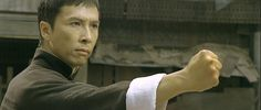 """Due to a dispute between producer Raymond Wong and director Wilson Yip, Donnie Yen decided to withdraw from """"Ip Man The film will likely be made without Donnie Yen as the iconic Ip Man. Martial Arts Quotes, Martial Arts Movies, Martial Artists, Best Action Movies, Good Movies, Ip Man 3 Movie, Different Martial Arts, What Makes A Man, Brainy Quotes"""