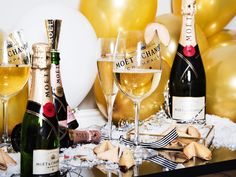Win tickets to Moët's NOW or Neverland party in London