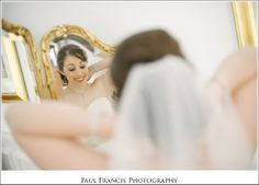 Eagle Oaks Country Club, Farmingdale NJ Wedding Photographer {Rachel and Alan} - getting ready bridal portraits