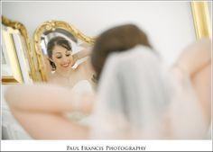 Eagle Oaks Country Club, Farmingdale NJ Wedding Photographer {Rachel and Alan} - getting ready bridal portraits
