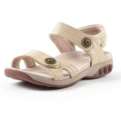 7777b3c2d1de Grace Women s Leather Adjustable Sandal