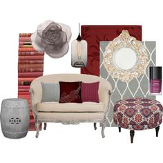 Pantone Color for Marsala – Indian Living Rooms