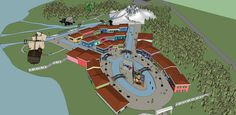 Fan Designs Disney Themed Virtual Reality Water Park, Earns Master's Degree