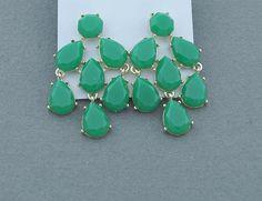 Bubble earrings handmade bib earrings/Statement by jainababy, $6.99