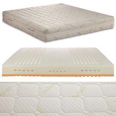 Ein perfekter Liegekomfort und ein optimales Schlafklima – bietet Ihnen die Matratze Bamboo Deluxe Mattress, Bed, Furniture, Home Decor, Decoration Home, Stream Bed, Room Decor, Mattresses, Home Furnishings