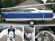 2006 MacGregor M 26' Sailboat