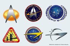 Logo of Star Trek