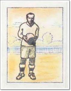 Zamora. Real Madrid. 1931-32. Campeón de Liga. Portero.