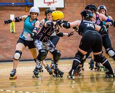 Playing Brawl Saints next week gonna get them 3 points back (and more)   Kodak Kojak  #mmrarecoming #grnmmstr #morphskatewheels #rollerderby by tezzza