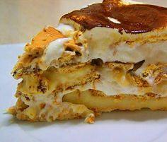 Portuguese Desserts, Portuguese Recipes, No Bake Desserts, Delicious Desserts, Cheesecakes, Sweet Recipes, Cake Recipes, Candy Cakes, Sweet Cakes