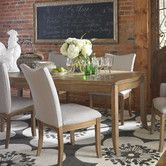 Found it at Wayfair - Sophisticate Dining Table