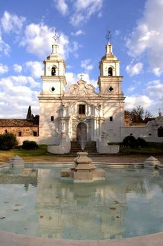 Santa Catalina. Estancia jesuitica. Córdoba Argentina