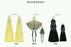 Givenchy ''Couture'' for Madge