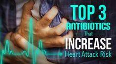 Top 3 Antibiotics That Increase Heart Attack Risk