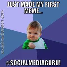 #SocialMedia #meme #funny #baby