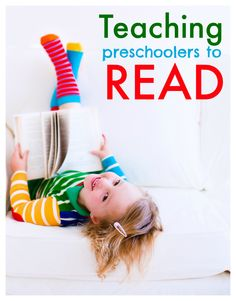 Teach your preschooler literacy through play with these simple tips.