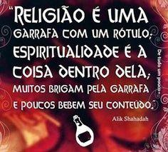 #religião