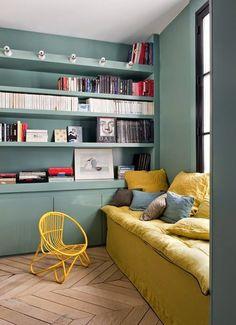 interieur appartement parisien