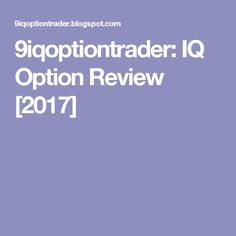 Successful IQ Option Stock Trading Brokers Comparison Open Account
