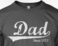 For sale Father's Day Gifts - Personalized T-Shirts - Family Animal Insignia Father Daughter Shirts, Fathers Day Shirts, Dad To Be Shirts, Family Shirts, Kids Shirts, Funny Baby Shirts, Funny Shirt Sayings, Shirts With Sayings, Funny Gifts For Dad