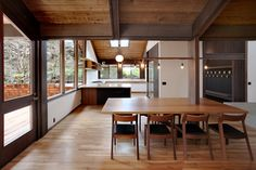 SHED Architecture & Design - Modern Architects Seattle - Zema Redux  /  SHED Architecure & Design  /   Bainbridge Island Mid-century Modern Remodel  /  Kitchen