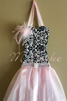 Basic Custom Tutu Bow Holder $45 #etsy #tutu