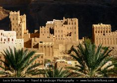 https://flic.kr/p/4oxb57 | Yemen - Mud house city in Wadi Dawan |  Join me on Facebook   |   Google+  |  Twitter   |   500px     |   Instagram   ~~~~~~~~~  Middle East - Yemen - Hadramaut Governorate - Wadi Dawan - Beautiful desert valley with stunning historical mud brick buildings  Canon EOS 400D DIGITAL, f/10, 0.003 sec (1/400), ISO 200, 125 mm   All rights reserved - Copyright © Lucie Debelkova www.luciedebelkova.com   All images are exclusive property and may not be copied, downloaded…
