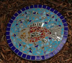mosaic stepping stone patterns | Recent Photos The Commons Getty Collection Galleries World Map App ...