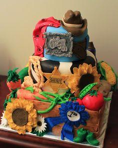 county fair cake ideas